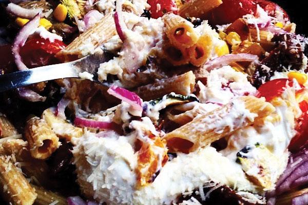 Σαλάτες ζυμαρικών